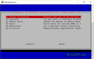 pi expfs 300x190 - Howto: FHEM Server auf Raspberry einrichten