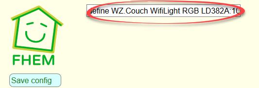 defwifilight - Günstige Loxone RGB Beleuchtung realisieren