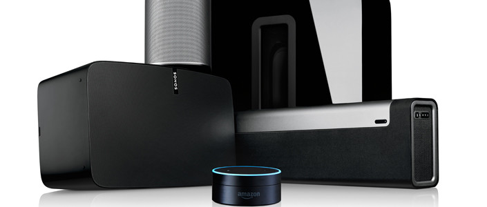 sonos alexa integration - Sonos kündigt Alexa Integration an