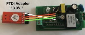 ftdi switch connect 300x124 - Sonoff mit Loxone, Homematic & Alexa nutzen