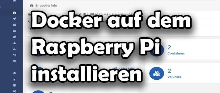 Docker auf dem Raspberry Pi installieren