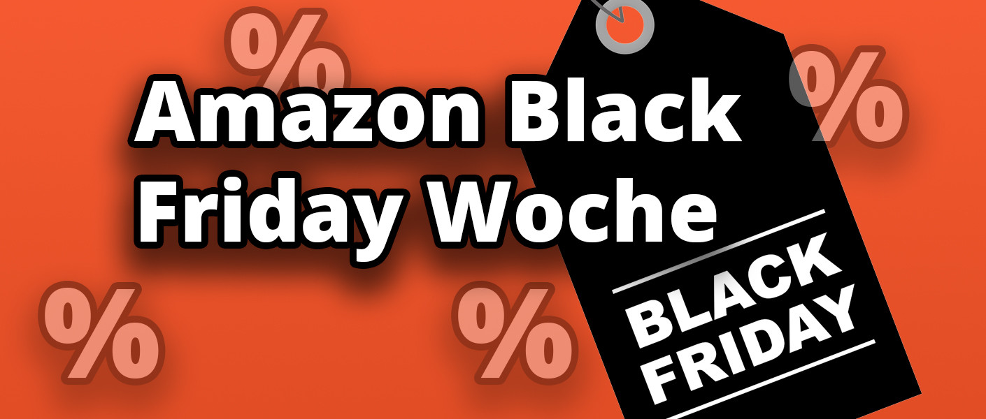 Amazon Black Friday Woche 2019
