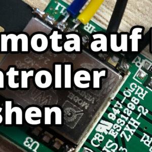 Mini RGB LED Controller mit Tasmota nutzen
